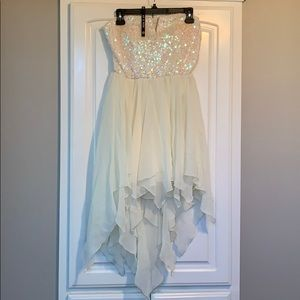 As You Wish Prom Dress - Sparkles